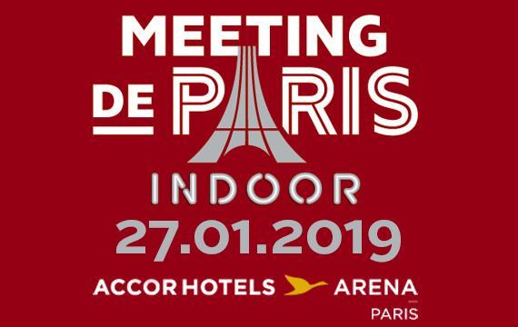 MEETING DE PARIS INDOOR 2019