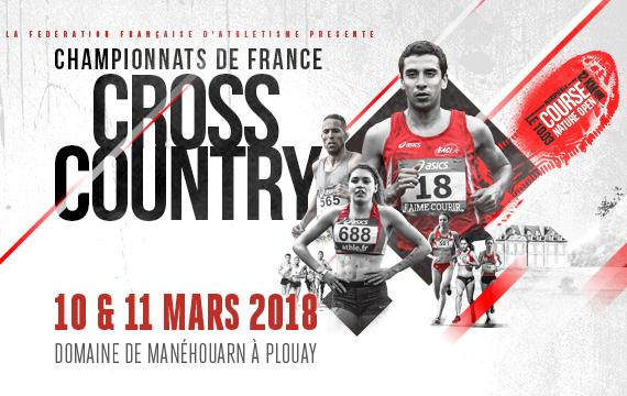 CHAMPIONNATS DE FRANCE CROSS 2018