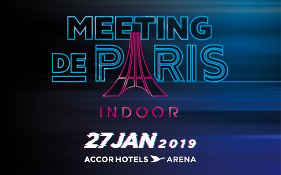 MEETING DE PARIS INDOOR 2019