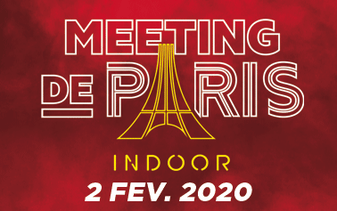 MEETING DE PARIS INDOOR 2020