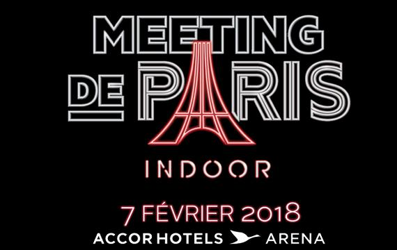 MEETING DE PARIS INDOOR 2018