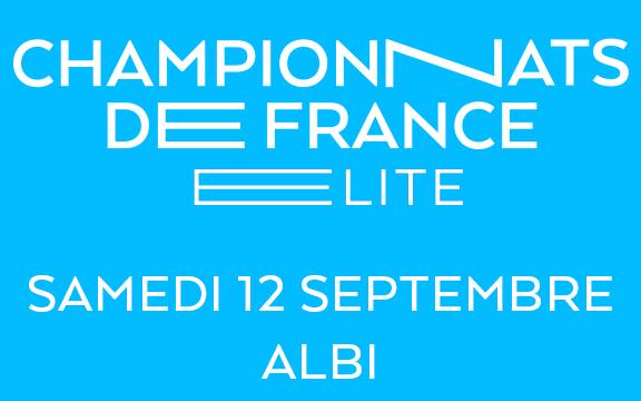 CHAMPIONNATS DE FRANCE ELITE ALBI 2020 - SAMEDI